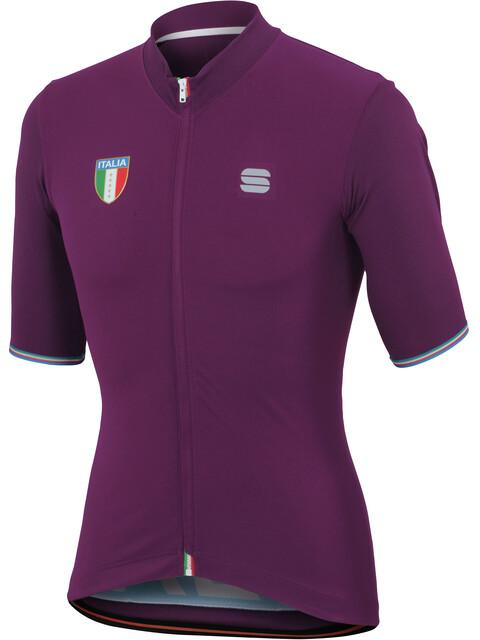 Sportful Italia CL Jersey Men bordeaux